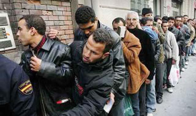 Près de 800 000 Marocains établis légalement en Espagne