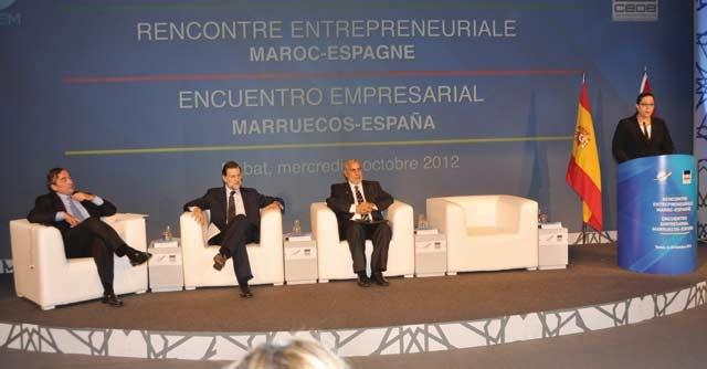 Rencontre entrepreneuriale maroco-espagnole : Unis contre la crise