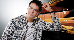 Marouan Benabdellah, un virtuose du piano