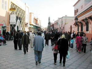 Marrakech, une cité musée
