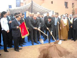 Marrakech : 450 millions de dollars pour le projet «Porta Moda»