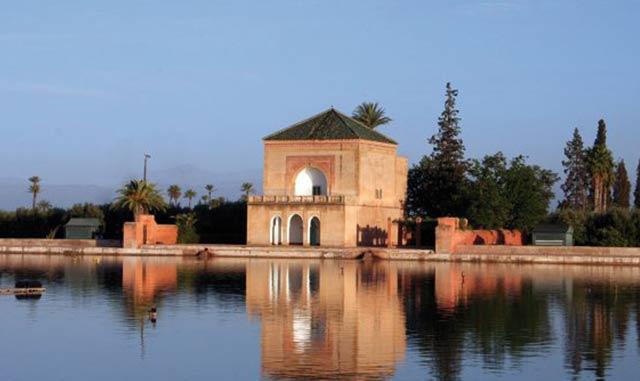 «Marrakech, la Perle du Sud» d Angel Garcia Jaime, en Espagne