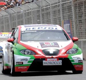 Grand Prix WTCC de Marrakech : le Maroc dispose d'un circuit aux normes