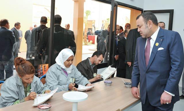 Campagne nationale de solidarité 2012 : Plus de 223 millions de dirhams collectés