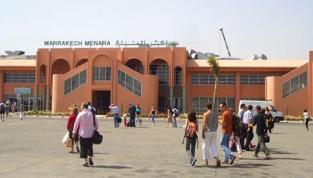 Le transit aérien via Marrakech  augmente