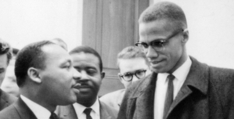 Les voix de Martin Luther King et Malcolm X ressuscitées à Casablanca