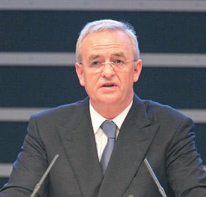 Volkswagen a vendu 6,2 millions de voitures en 2007