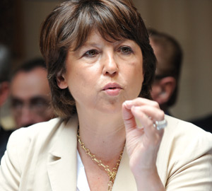 Martine Aubry menace Manuel Valls qui refuse tout diktat