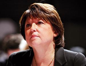 Martine Aubry : La «Merkel de gauche» accusée d'archaïsme par la droite