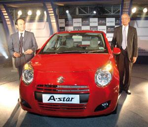 Suzuki Alto : Démarrage en fanfare