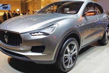 Maserati Levante: Le premier SUV du trident débarque à Casablanca
