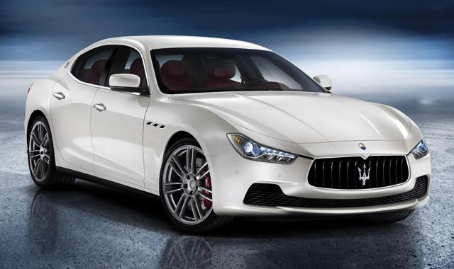 Maserati Ghibli : La Sculpturale italienne