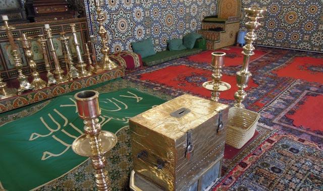Marrakech : Des chasseurs de trésors surpris dans un mausolée