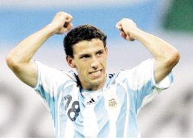 Enquête de la Fifa sur Maxi Rodriguez