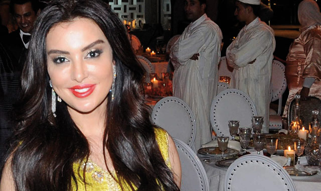 Mayssae Maghrebi empêchée de donner une interview sur le tapis rouge