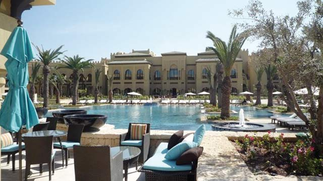 Mazagan Beach & Golf Resort, meilleur resort golf par IAGTO