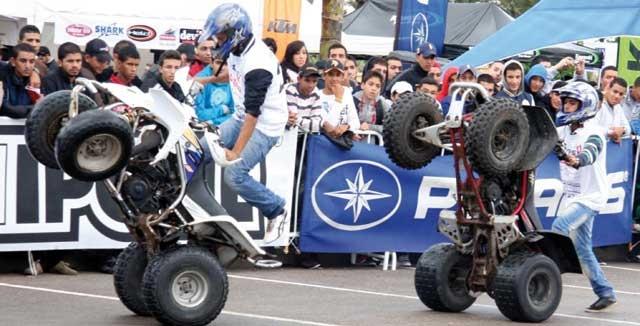 Stunt au Mazagan : Une 2ème édition internationale