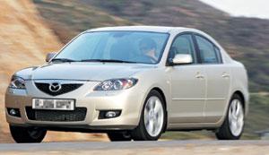 Mazda 3 1.6 l Ess 4P : encore plus civique