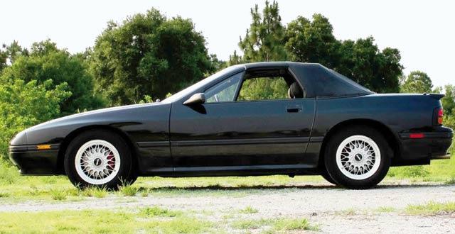 Mazda RX-7 : La légendaire