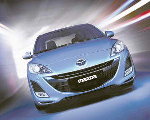 Mazda3 : Sushi pure souche