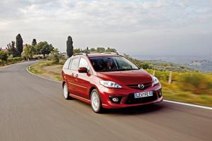 Mazda5 : Le plus tendance