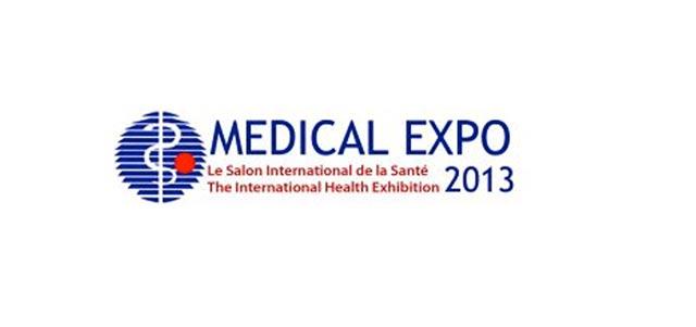 Le 14ème salon international «Medical Expo 2013» du 10 au 13 janvier à Casablanca