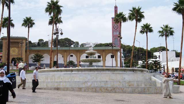 Tanger  : Réaliser l état des lieux  du patrimoine de la médina