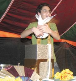 Télex : Méditel offre la magie aux enfants