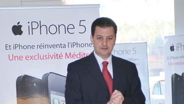 Téléphonie : L iPhone 5 débarque en exclusivité  chez Méditel