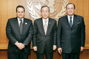 L'Assemblée générale des Nations unies apporte son soutien au processus de Manhasset