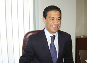 Abdelkrim Mehdi : «Nous sommes confiants»