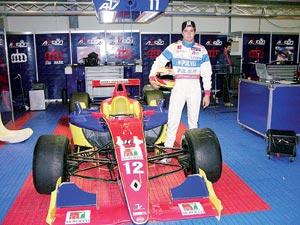 Sports automobiles : Mehdi Bennani remporte le Trophée de Rabat