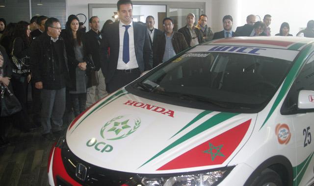 Sport automobile : Mehdi  Bennani signe avec Honda