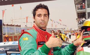 Mehdi Bennani en lice au GP du Brésil