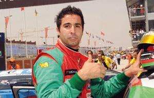 Mehdi Bennani participe au Grand prix du Japon