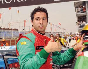 Championnat du monde (WTCC) : Mehdi Bennani participe au Grand prix du Brésil