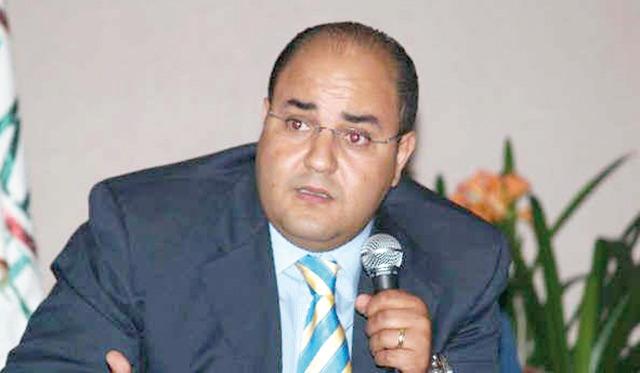 Mehdi Mezouari, député USFP