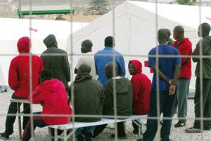 Mellilia : Nouveaux assauts des clandestins subsahariens