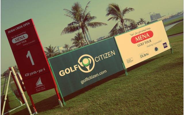 Six marocains au Mena Golf Tour