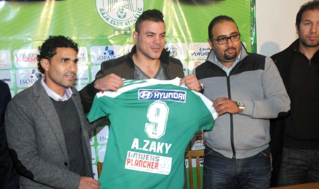 Les clubs marocains profitent du mercato hivernal