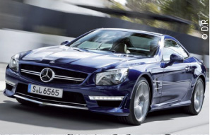 Mercedes SL 65 AMG 2012 Roadster : Supersonic…