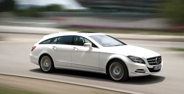 Mercedes CLS Shooting Brake : Mercedes réussit son break