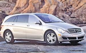 Mercedes Classe R : Bientôt en concession