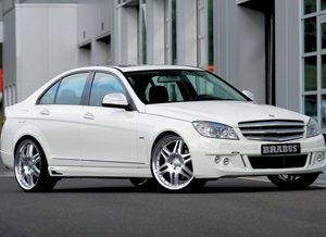 Le bolide : Mercedes «D3 S» Brabus