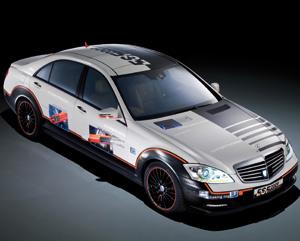 Mercedes ESF Concept : l'obsession de la sécurité