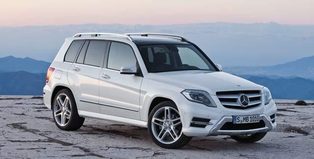 Mercedes GLK : Un lifting attendu