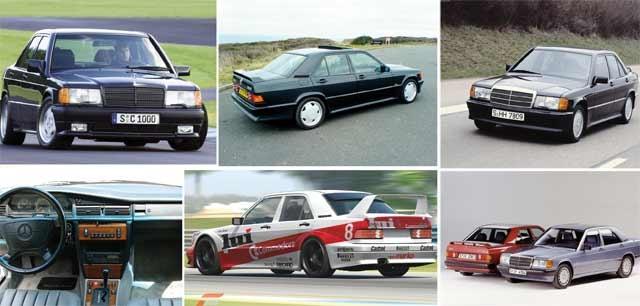 Il était une fois… Mercedes Benz 190 : 30 ans et pas une ride