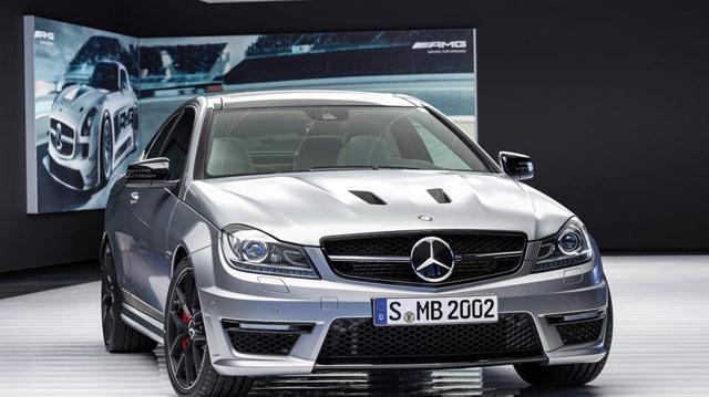 Mercedes C 63 AMG 507 Edition : Plus près des étoiles