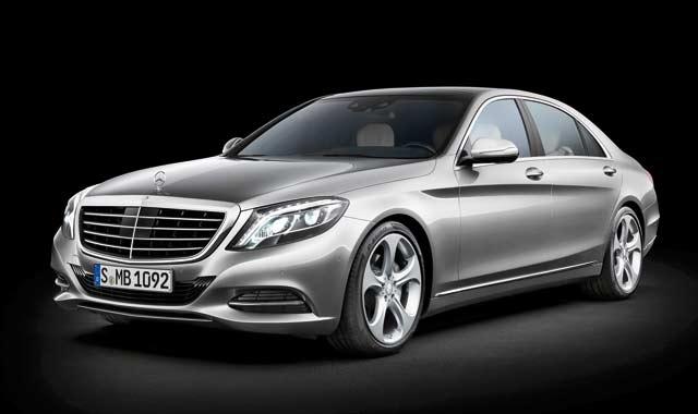 Mercedes Classe « S », c est elle qui conduit !