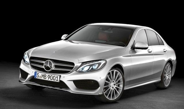 Nouvelle Mercedes Classe C : La «baby» limousine !